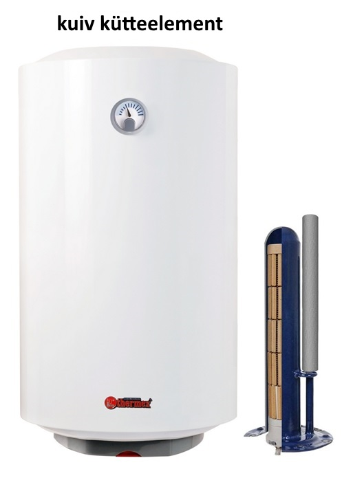 "Electric Water Heater (boiler) Thermex ERD 80V ""DRY"" – thermex.ee"